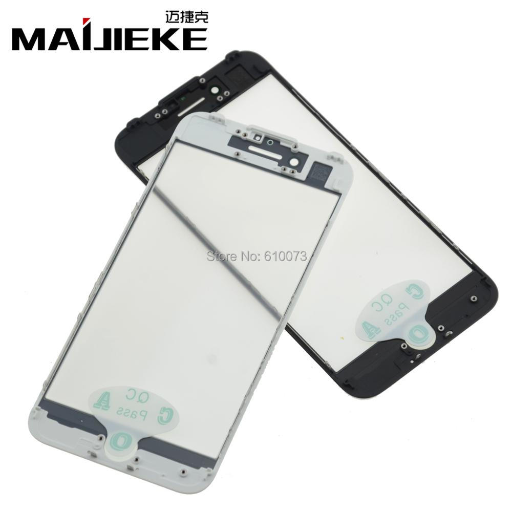 Maijieke AAA + 3 en 1 prensa fría para Apple iPhone 7 vidrio de ...