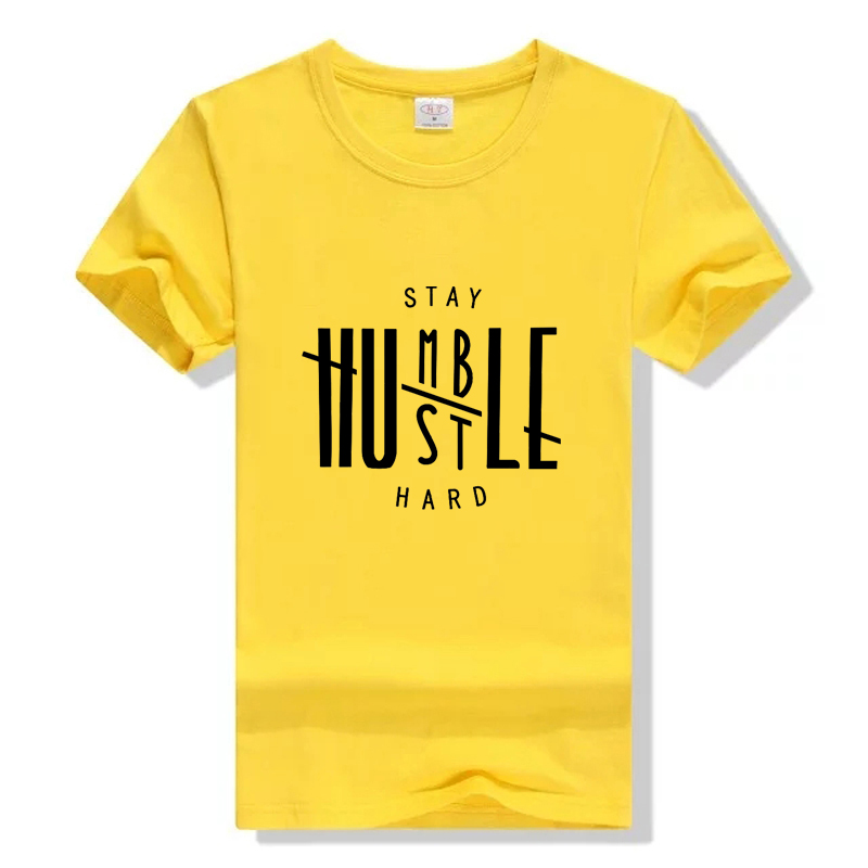 Stay Humble Hustle Hard T-shirt 25