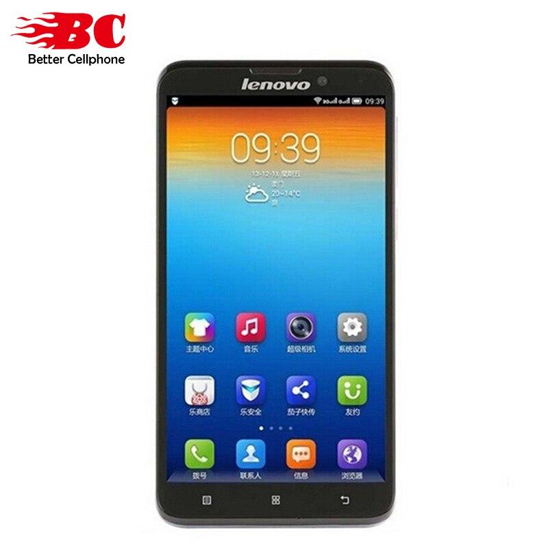 Original Lenovo S939 MTK6592 Octa Core Mobile Phone 6 IPS 1GB RAM 8GB ROM 8MP Android