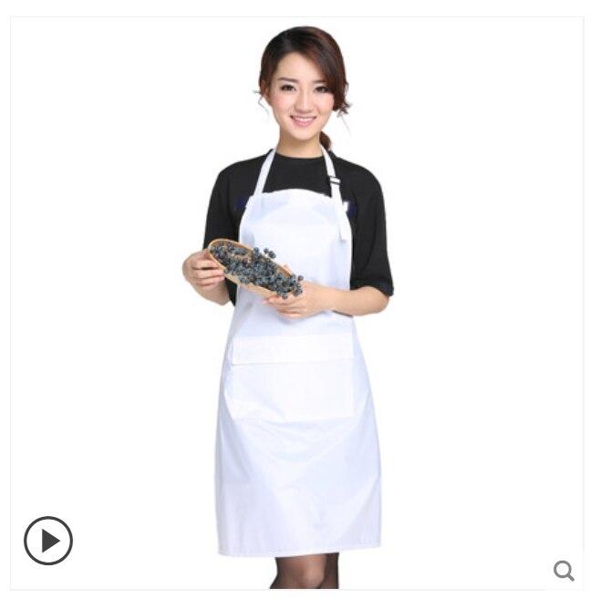 Waterdichte Pvc Keuken Eenvoudige Overalls Koreaanse Mode Waterdichte Olie-proof Chef Schort Mannen En Vrouwen