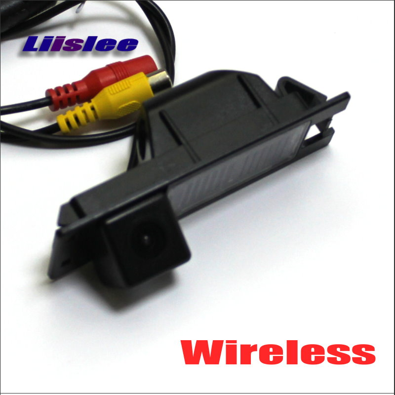 Liislee Wireless Rear Camera For Buick Excelle XT 2009~2013 / Car Parking Camera / HD Night Vision / DIY Easy Installation