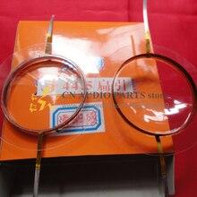 1 шт. ID: 1 3/4 дюйма(44,5 мм) KSV твитеры купола PP прозрачность мембрана 8 Ом динамик звуковая катушка