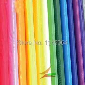 O envio gratuito de alta qualidade 5 m x 1.5 m nylon ripstop tecido pipa voando brinquedos ao ar livre de energia do guarda-chuva corda carretel weifang hcxkite
