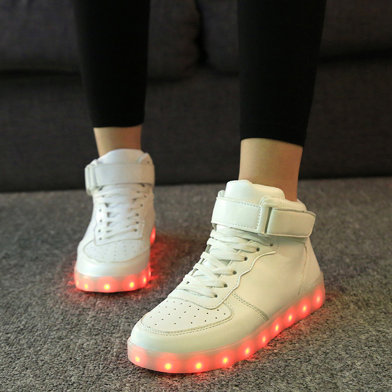 7ipupas-High-quality-Low-price-Luminous-Sneakers-Kids-Boys-Girls-USB-Charger-Led-Light-Shoes-Unisex-High-Top-Sports-for-children-1