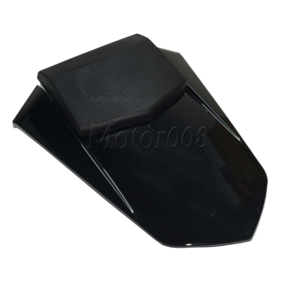 For Yamaha YZF R1 2007 2008 Motorcycle Rear Pillion Gloss Black Seat Cowl Fairing Cover Motorbike Rear Seat Cover