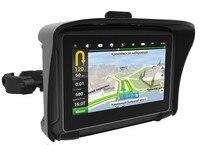 4.3Waterproof IPX7 Motorcycle GPS Navigation MOTO navigator with FM bluetooth 8G Flash Prolech GPS Motorcycle