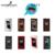 100% original alien smok mod cigarrillo electrónico 510 metal box mod dual 18650 baterías vaporizador