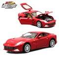 Весы для литья под давлением  модели игрушек  спортивные автомобили  коллекция автомобилей для мальчиков с разным цветным рисунком