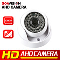 Security Analog HD 2MP 1080P AHD Camera 720P Indoor IR 20m 3.6mm Lens IR-Cut Filter Dome CCTV 1.0MP AHD Camera Work For AHD DVR