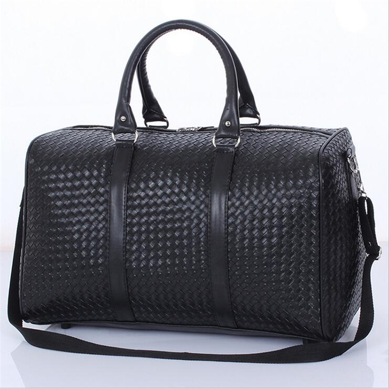 Winmax Men Classical Portable Hand Bags Women PU Leather Travel Shoulder Bags Large Capacity Waterproof Black Messenger Handbags safebet brand high quality pu leather handbags for men large capacity portable shoulder bags men s fashion travel bags package