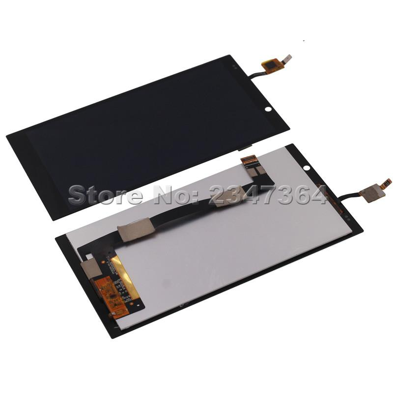 Para hp slate 6 voicetab slate6 pantalla lcd táctil digitalizador asamblea color