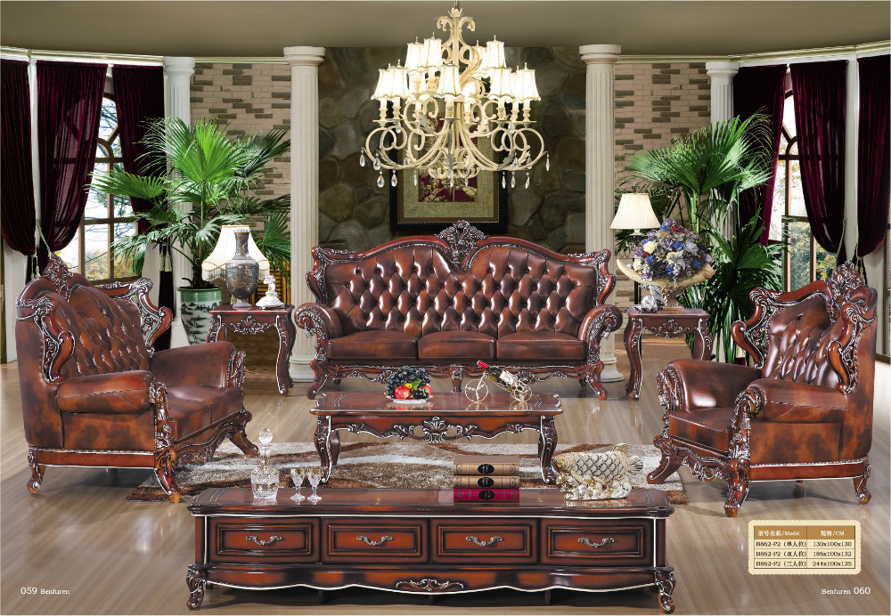 Sofas For Living Room Living Room Set No Direct Factory Sectional Sofa European Style New Arrive Hot Sale Luxury Europe Leather