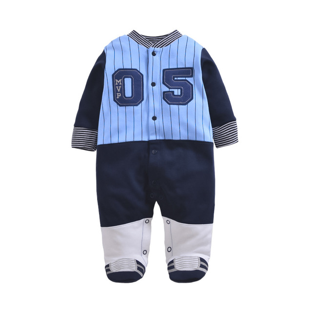 9708b631d93b baby romper Payifang baby boys pajamas rompers one piece baby girls ...