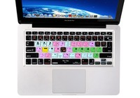 Latest Functional Final Cut Pro X Shortcut Silicone Keyboard Cover Skin For For Macbook Air 13