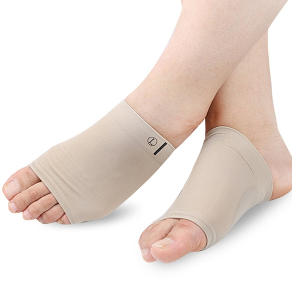 Arch Support Sleeve Cushion Heel Spurs Neuromas Flat Feet Comfortable Pad Shoe Insert Orthotic Foot Care Plantar ...