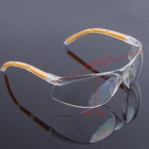 Image 4 - UV Protection Safety Goggles Work Lab Laboratory Eyewear Eye Glasse Spectacles