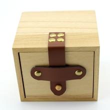 2017 Wooden Watches Box Luxury Drawer Gift Box