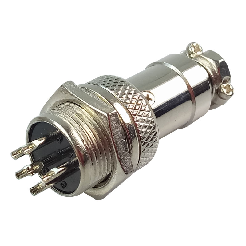 10Sets GX20 XLR 2 3 4 5 6 7 8 9 10 12 14 Pin Female Plug 20mm Male Chassis Mount Socket Aviation Circular Connector
