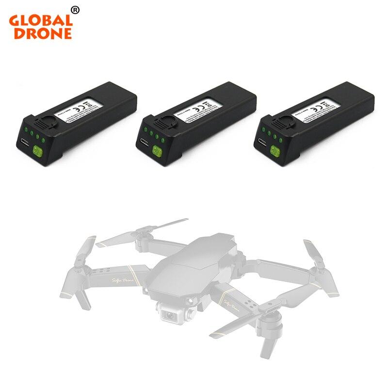 Original Battery / Propellers Blades For EXA GD89 GW89 GF86 M65 Z20 Drone