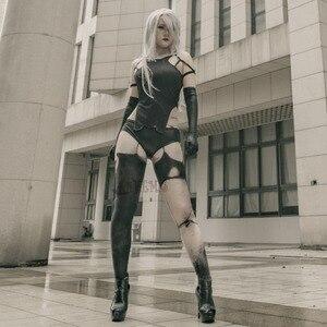 Image 5 - Athemis  NieR  Automata  Cosplay Costumes YoRHa No. 2 Type A cosplay costume