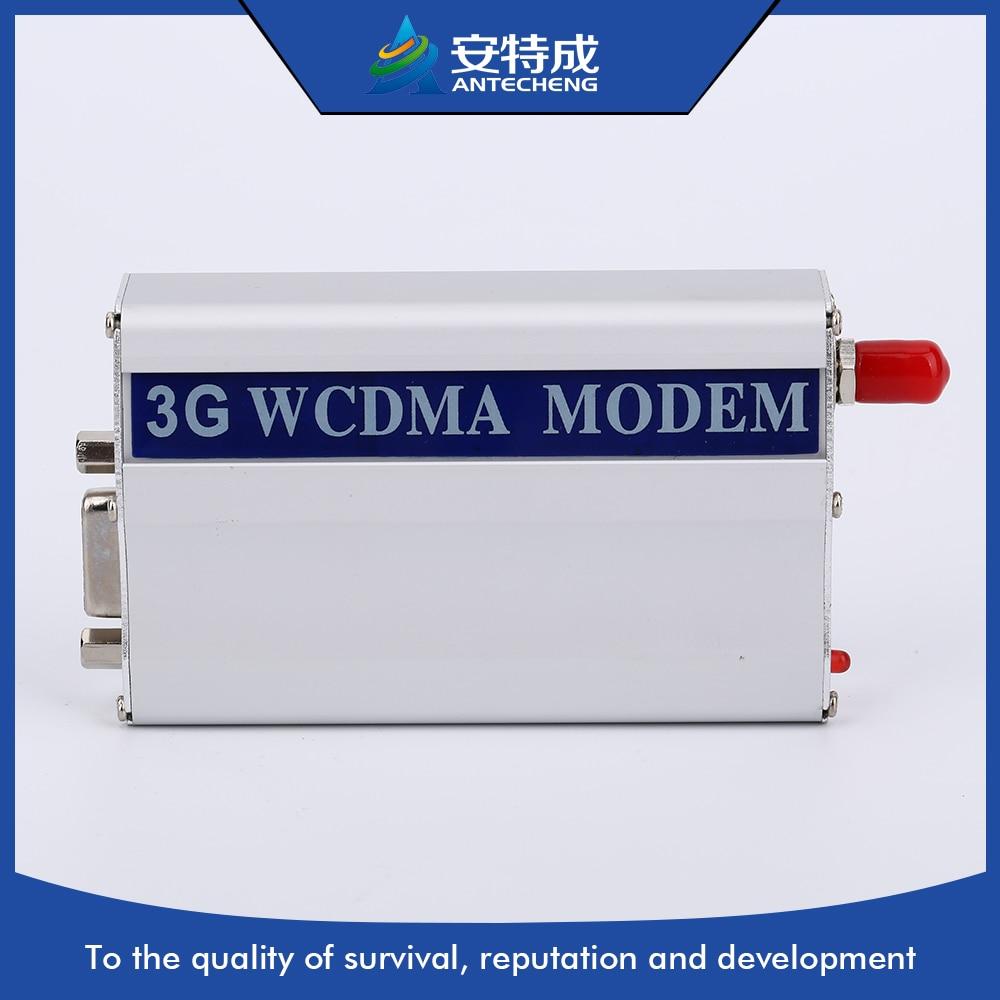 Modem industriel gsm 3g d'interface rs232 de prix bas, simcom 5320e pour le transfert de données en vrac de sms tcpip