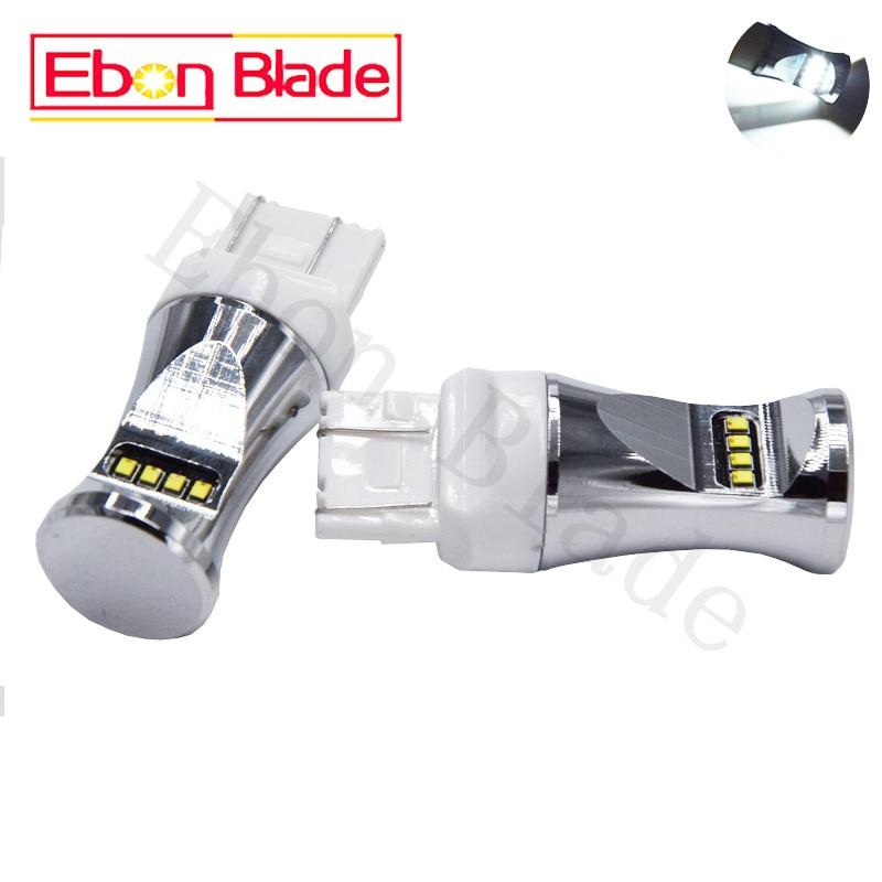 1Pcs Super Bright XBD 40W T20 W21/5W 7443 W21W 7440 LED CAR Lights Canbus Error Free Brake Parking Reverse Lamp Bulb 12V 24V