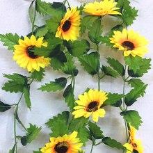 Umělé květiny slunečnice