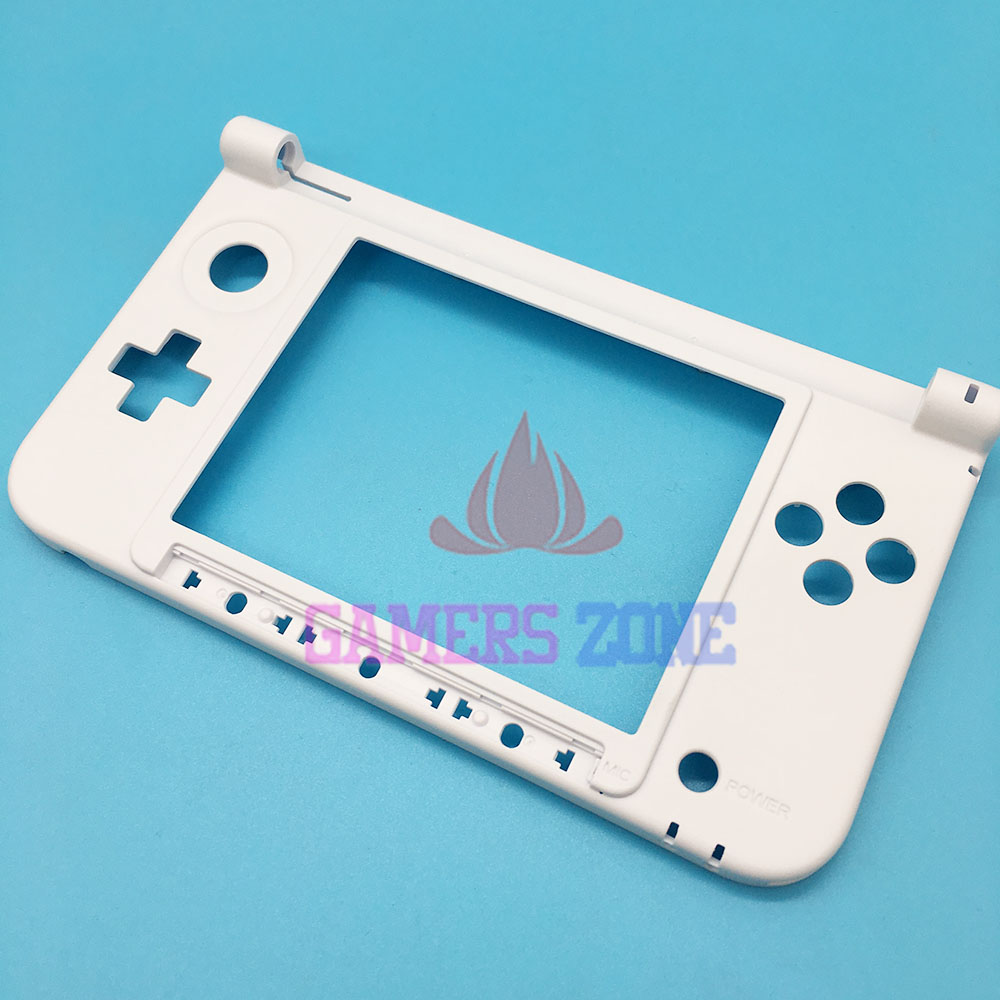 все цены на White Replacement Housing Shell Case For 3DS XL LL Middle Frame