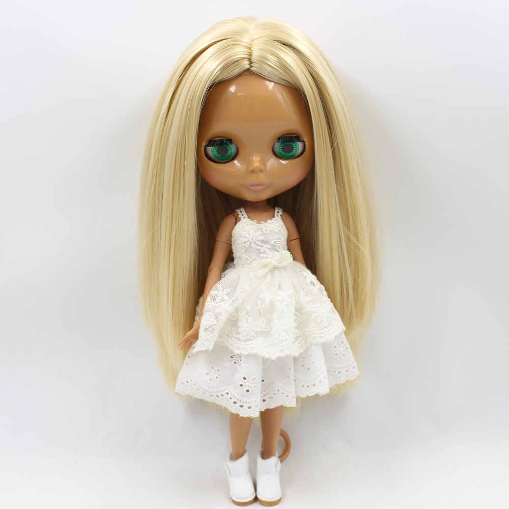 Ледяная Обнаженная кукла blyth нормальное тело и шарнирное тело Лицевая панель и ручной набор в подарок на продажу 1/6 шарнирная кукла нео azone, pullip