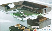 Sectional Sofa Set Living Room Furniture With Cushions
