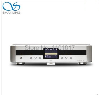 Shanling M3.2 Streaming Media Player DSD giratoria de alta fidelidad EXQUIS 192KHz WAV WiFi