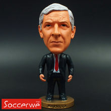 "Soccer Coach WENGER (A) Formalwear 2.5"" Action Dolls Figurine(China)"