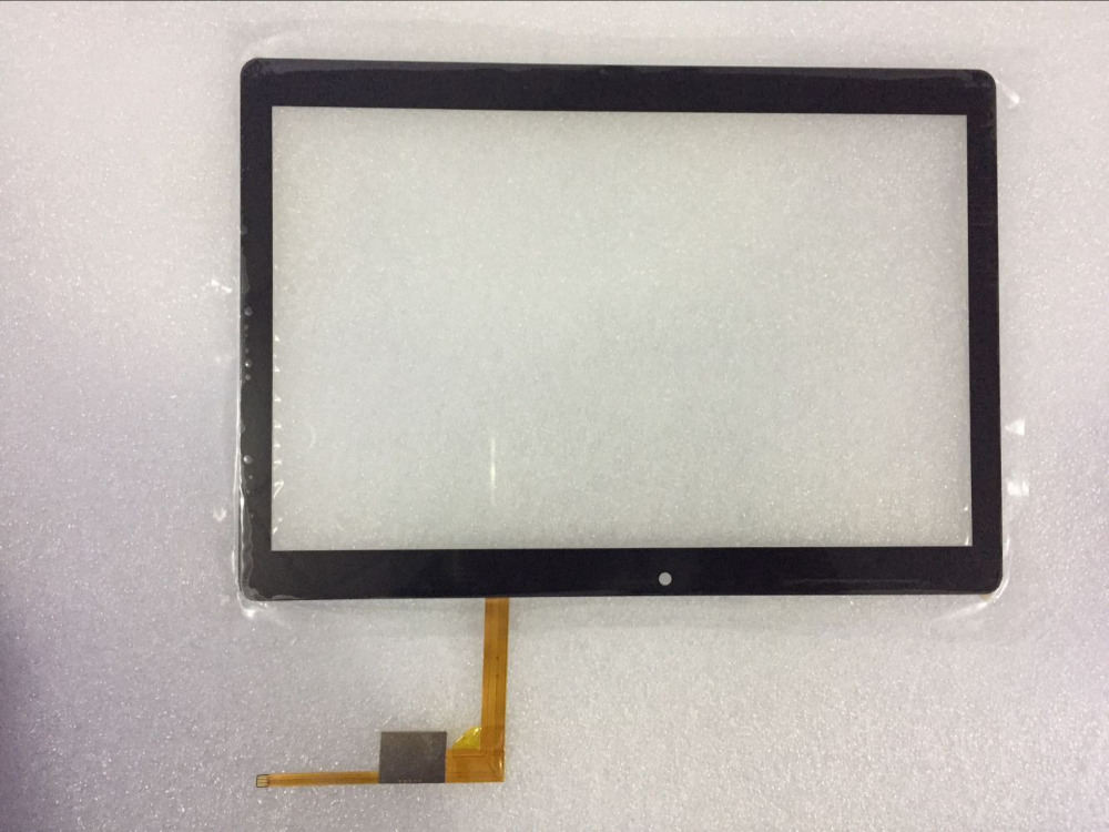 New For 10.1 dp101213-f1 Tablet touch screen panel Digitizer Glass Sensor Replacement Free Shipping свитер saint loran цвет белый