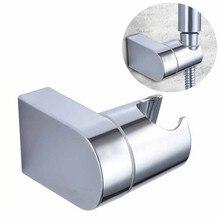 Насадка для душа держатель трубки ванная комната настенное крепление регулируемый кронштейн полезный пластик ABS покрытие сиденье для душа