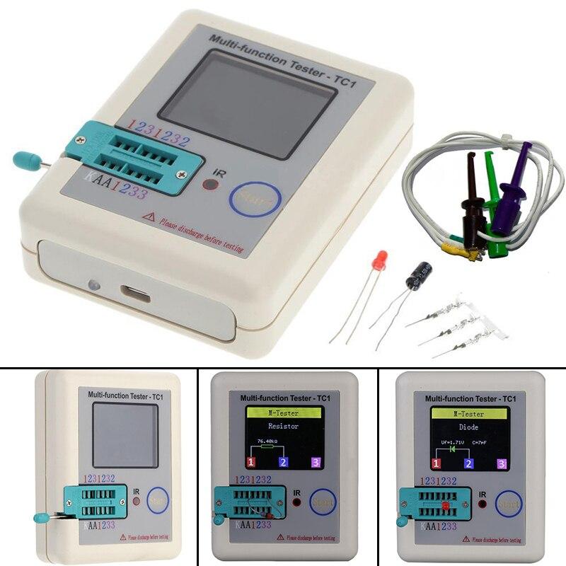 Diy Lcr Meter : New multifunction tester measurement instruments tft meter