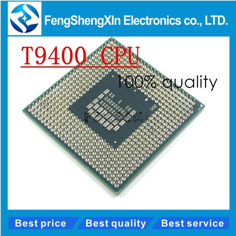 Nouveau T9400 CPU 6 M Cache, 2.53 GHz, 1066 MHz FSB Socket 478 pour GM45 PM45