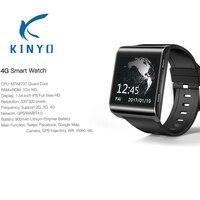 4 г smart watch мониторинга сердечного ритма умный наручные часы 900 мАч Батарея 1,54 дюймов ips полный просмотр HD человек спортивные часы с WI FI GSM