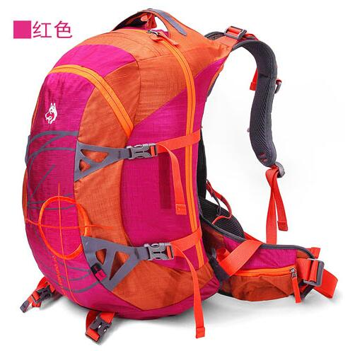 Outdoor Package Mountaineering Bags Shoulder Bag Large Capacity Bag Backpack Travel Bag Leisure Package