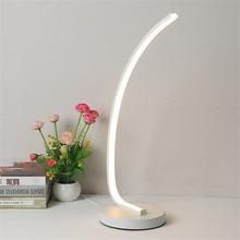 купить Modern Table Light Metal Living Room Office Art Desk Lamps Reading Cafe Table Lamp Home Deco Study Loft Bearoom Lamp Desk Clamp по цене 8829.19 рублей