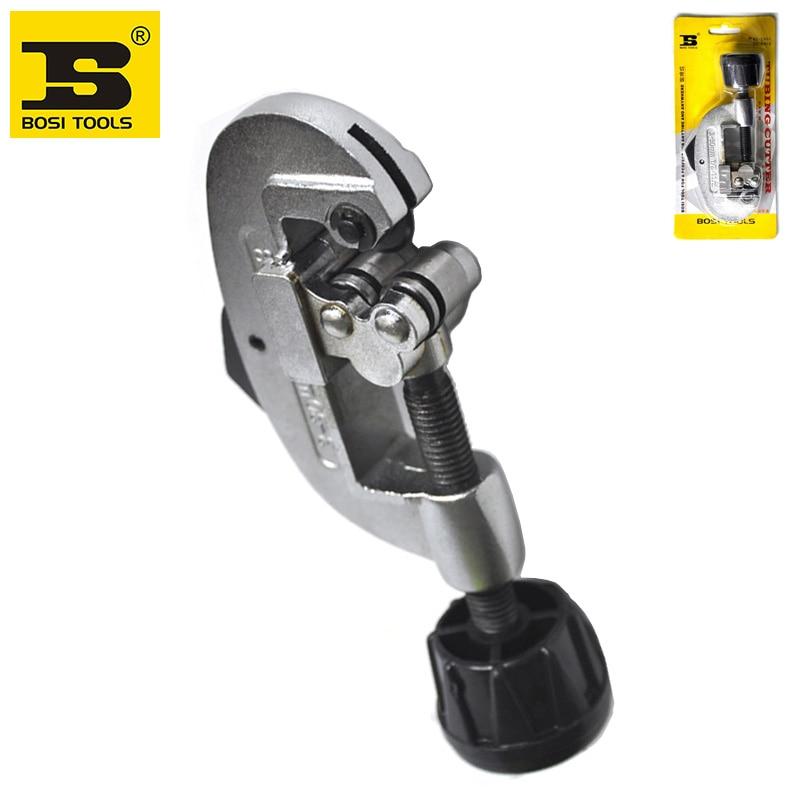Wholesale price BOSI Copper Tubing Cutter Brass Aluminum Tube 3mm-30mm Pipe Hand cutting tool bosi bs e313b pvc pipe cutter yellow silver