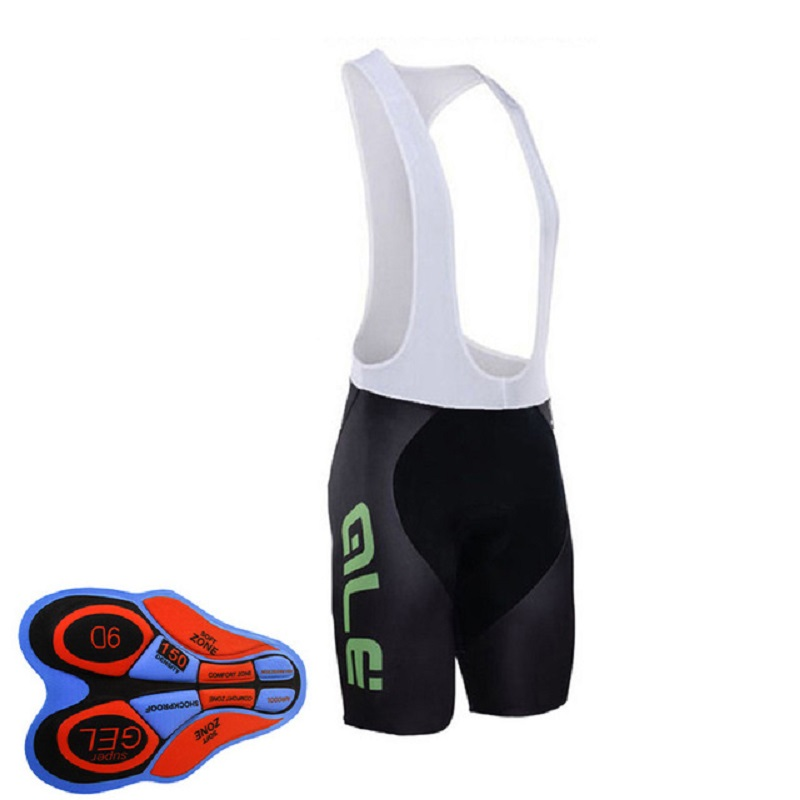 Ale Cycling equipment bike Ropa Ciclismo breathable MTB bicycle wear men Summer Quick Dry 9D bicycle PAD shorts