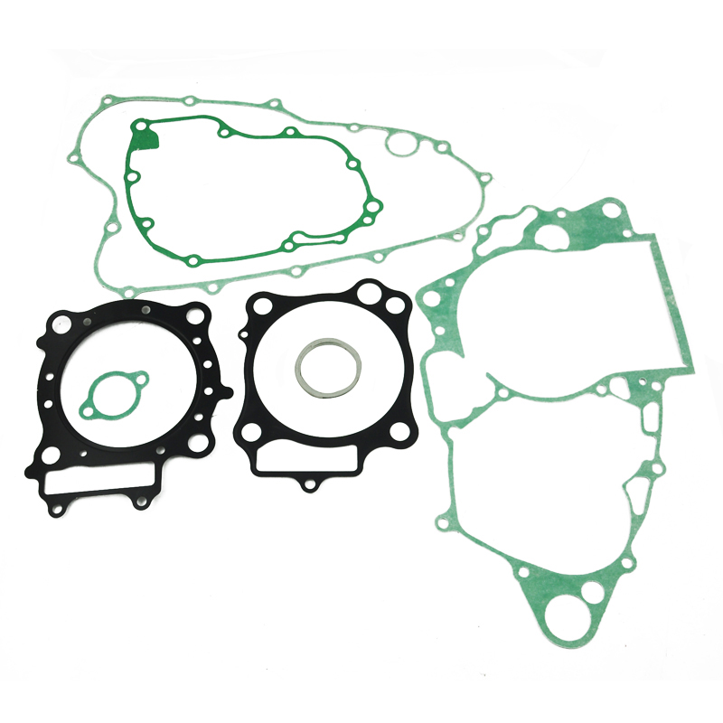 LOPOR For HONDA CRF 450R 450 R 2007 2008 Motorcycle Engine crankcase covers include cylinder Gasket