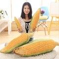 Fancytrader Giant Имитация Кукурузы Подушки Фаршированные Мягкие Плюшевые Овощей Большой Кукурузы Украшения Комнаты Игрушка 100 см