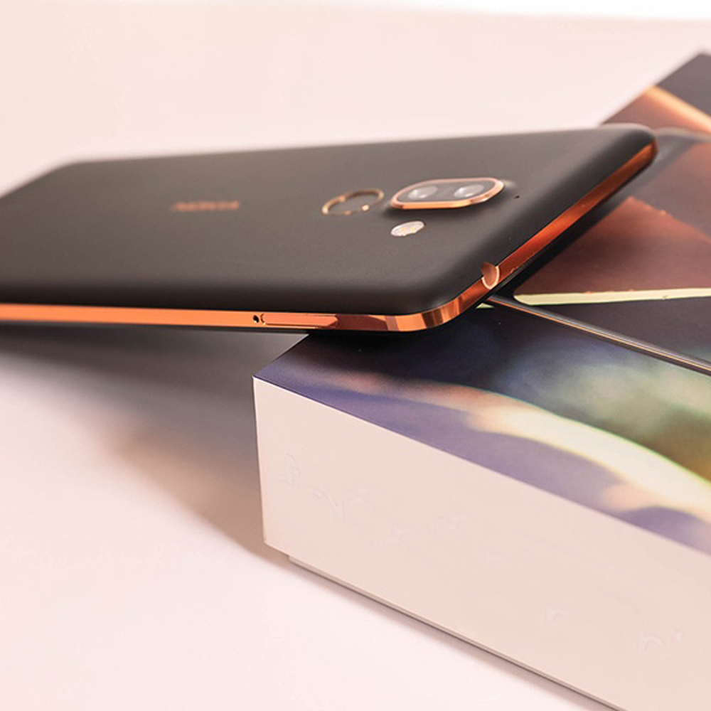 Nokia 7 Plus 2019 Android 8.0 ROM 64G Snapdragon 660 Octa Core 6.0'' Display 3800mah Bluetooth 5.0 Mobile Phone Global Firmware
