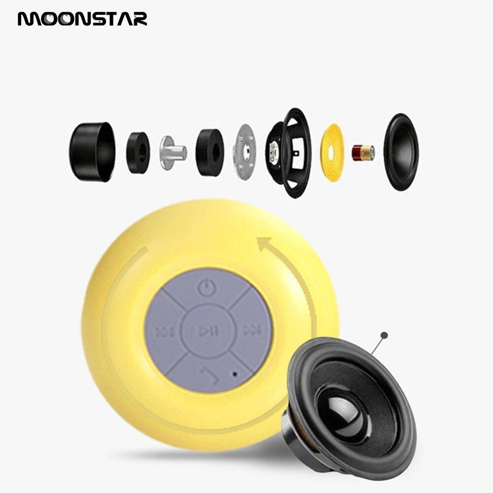 Best sell Bluetooth Speaker Portable Mini Wireless Waterproof Shower Speakers for Phone Bluetooth Receiver Hand Free Car Speaker
