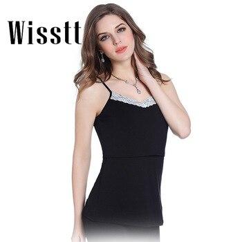 Model Lace Tank Camis For Feeding Maternity Vest Nursing Top Breastfeeding Pregnant Women Lactation Clothes Underwear T-shirts