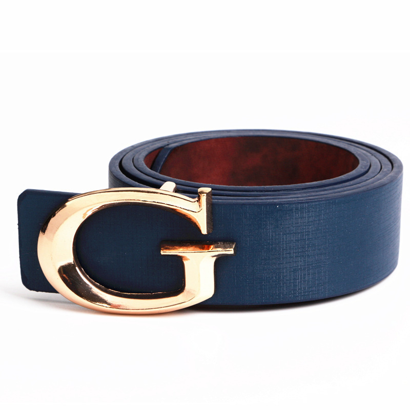 Ladies   belts   fashion letter g buckle Brand   Belt   for Women Fashion Luxury Leather Designer men high quality   belt
