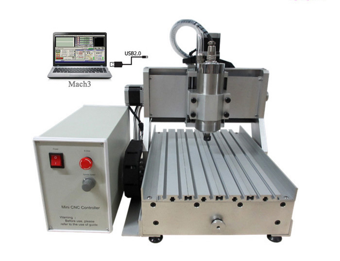 Russia tax free USB mini cnc router 2030 1500w spindle mini cnc milling machine for wood stone high performance mini cnc machine 6040 4axis with water tank for metal wood stone milling no tax to russia