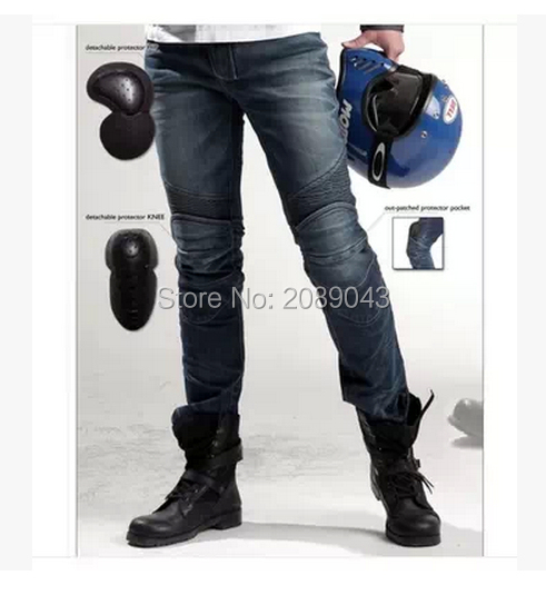 ФОТО uglyBROS Featherbed jeans The standard version car ride jeans trousers Motorcycle jeans Drop the jeans