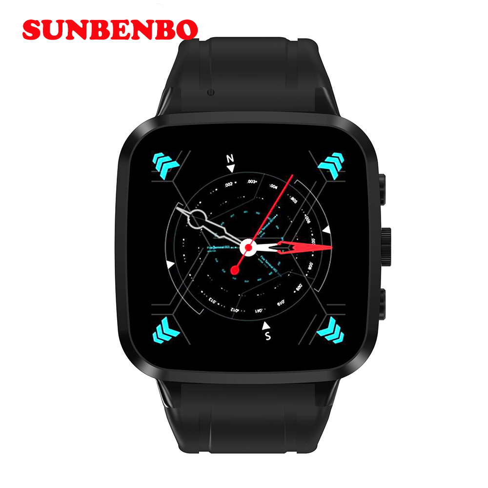Hot Sale 3G Wifi GPS Smart Watch N8 Android 5.1 512RAM 8G ROM Bluetooth 4.0 Camera 5.0M MTK6580 SmartWatch Support Sim Card Man